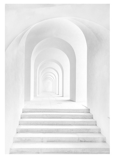 MarkaEv Canvas Beyaz Tablo 0135 Renkli